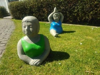 Christchurch Yoga Lady (2)