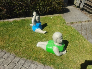 Christchurch Yoga Lady 3