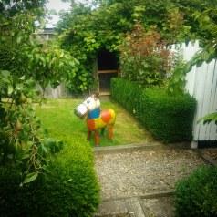Christchurch B&B Garden