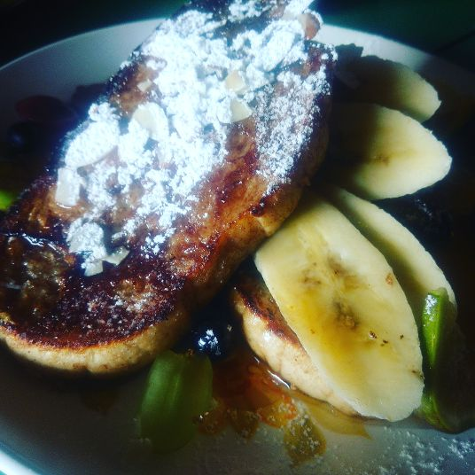 Christchurch Portershed Frenchtoast