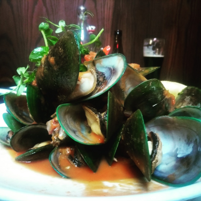 Cafe Valentino Mussels