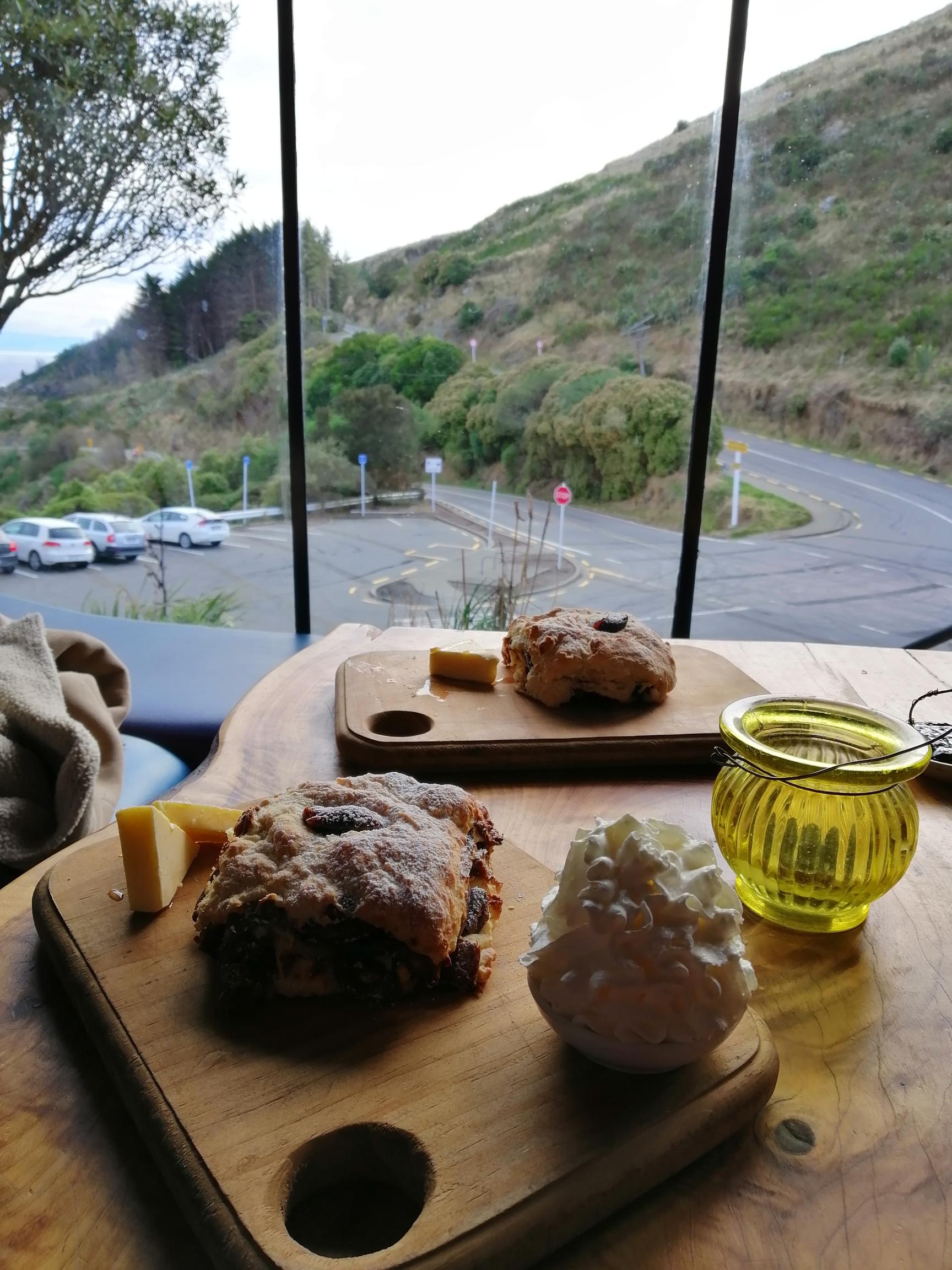 Christchurch cafe Sign of Kiwi