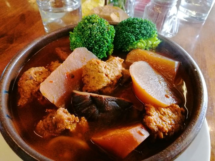 FoGuangShan Vegetarian 1