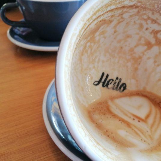 Christchurch B&B Hello Sunday cafe Coffee