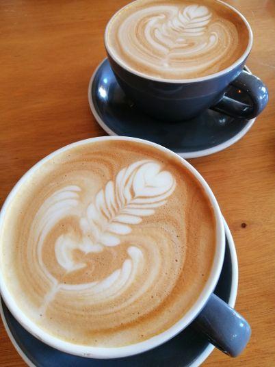 Christchurch B&B Hello Sunday cafe Coffees