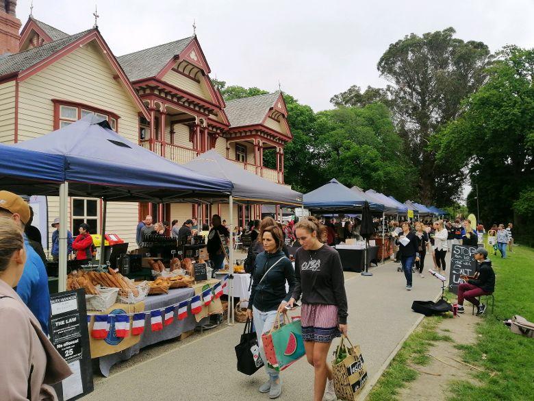 Christchurch B&B Christchurch Farmers Market
