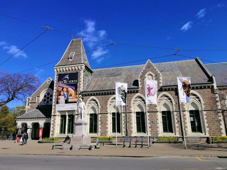 Christchurch Canterbury Museum