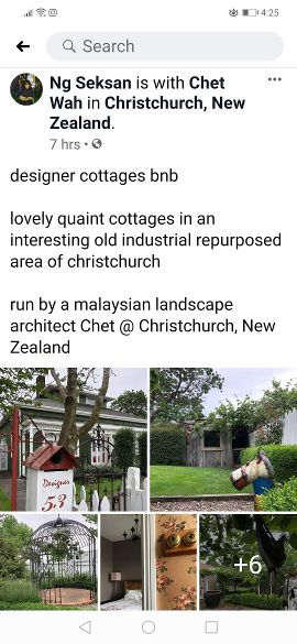 Seksan Review on Christchurch B&B