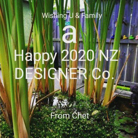 Christchurch B&B happy new Yaer 2020