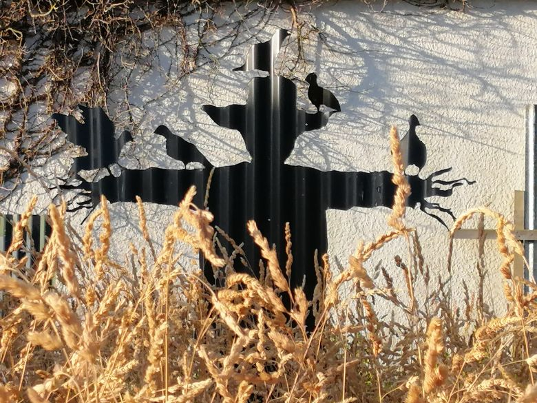 Sydenham Artspace Scarecrow