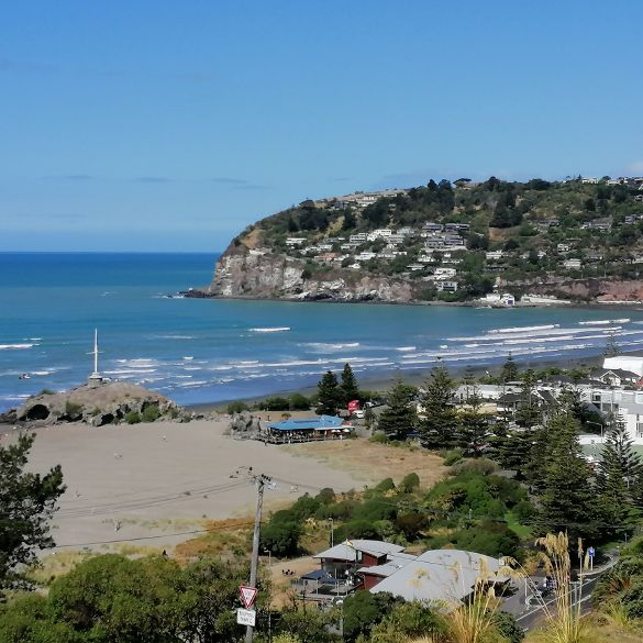 Christchurch B&B Sumner beach