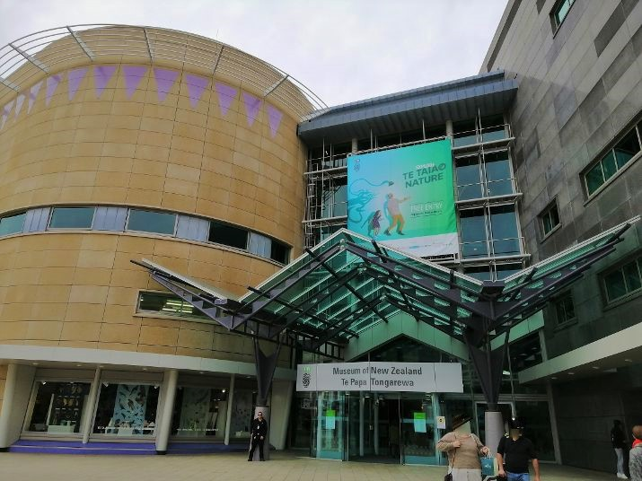 Te Papa Wellington