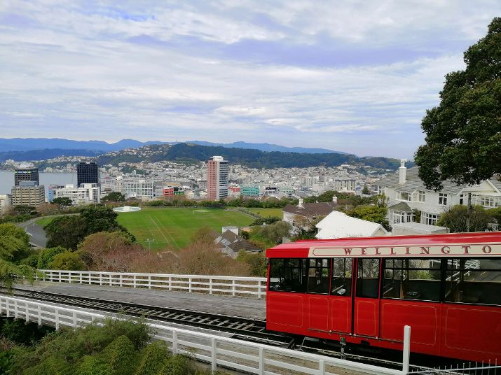 Wellington Cable Car 1